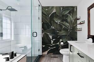 wandmalerei badezimmer