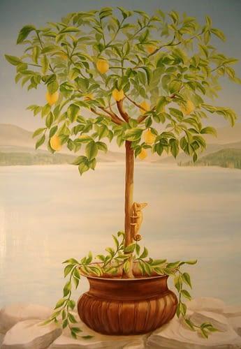 Acryl auf Leinwand, 80 x 120 cm , 850 €