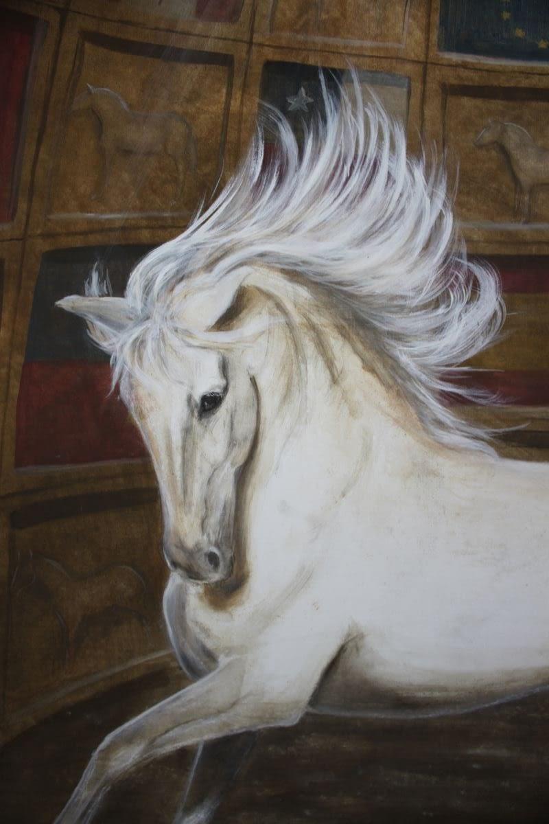 Pferdegemälde und Pferdeportraits